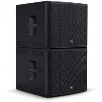 """LD Systems STINGER SUB 15 G3 - Passive 15"""" Bass Reflex PA Speaker #10"""