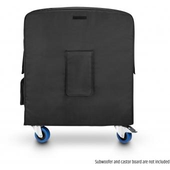"""LD Systems STINGER SUB 15 G3 PC - Padded Slip Cover for Stinger® G3 Subwoofer 15"""" #4"""
