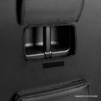 """LD Systems STINGER SUB 15 G3 PC - Padded Slip Cover for Stinger® G3 Subwoofer 15"""" #6"""