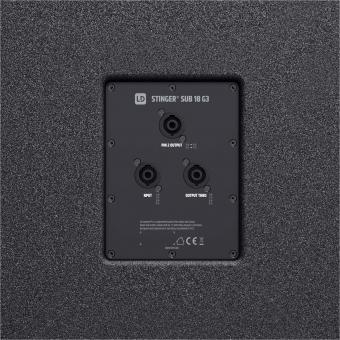 "LD Systems STINGER SUB 18 G3 - 18"" Passive Bass Reflex PA Subwoofer #7"