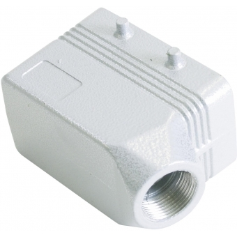 ILME Socket Casing for 10-pin, PG 16, angle #2