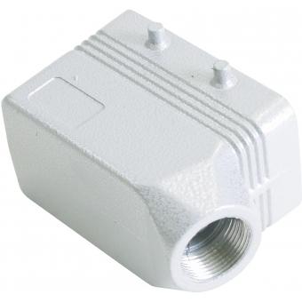 ILME Socket Casing for 10-pin, PG 16, angle #2