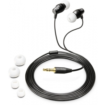 LD Systems IEHP 1 - Professional In-Ear Headphones black