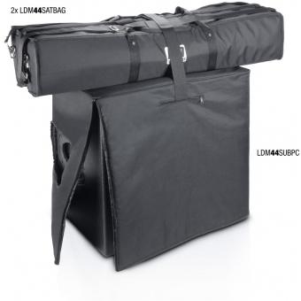 LD Systems MAUI 44 SAT BAG - Transport Bag for LD MAUI 44 Column Speaker #4