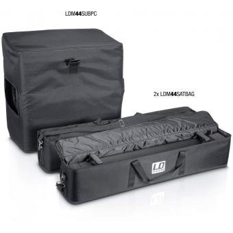 LD Systems MAUI 44 SAT BAG - Transport Bag for LD MAUI 44 Column Speaker #5