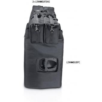LD Systems MAUI 44 SAT BAG - Transport Bag for LD MAUI 44 Column Speaker #7