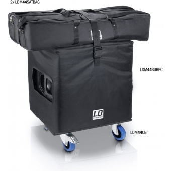 LD Systems MAUI 44 SUB PC - Protective Cover for LD MAUI 44 Subwoofer #4