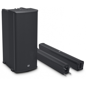 LD Systems MAUI 11 G2 - Portable Column PA System with Mixer and Bluetooth black #8
