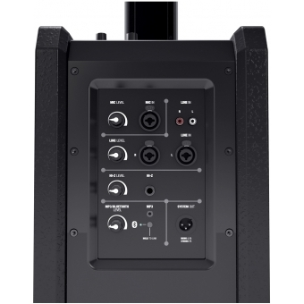 LD Systems MAUI 11 G2 - Portable Column PA System with Mixer and Bluetooth black #9