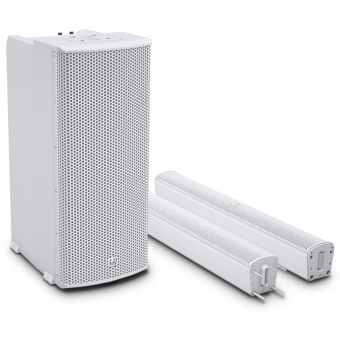 LD Systems MAUI 11 G2 W - Portable Column PA System with Mixer and Bluetooth white #8