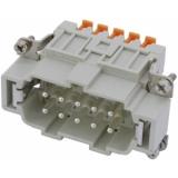 ILME Squich Plug Insert 10-pin 16A 500V