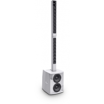 LD Systems MAUI 28 G2 W - Compact Column PA System with Mixer and Bluetooth white #10