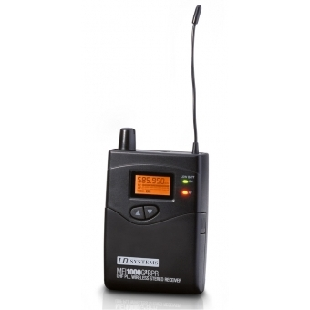 LD Systems MEI 1000 G2 BPR B 5 - Receiver for LDMEI1000G2 In-Ear Monitoring System band  5 584 - 607 MHz