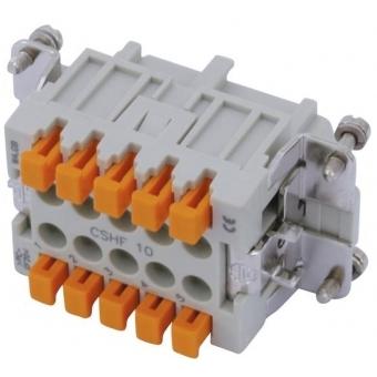 ILME Squich Socket Insert 10-pin 16A 500V #2