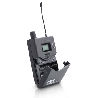 LD Systems MEI 1000 G2 BUNDLE - Wireless In-Ear Monitoring System with 2 x Belt Pack and 2 x In-Ear Headset #4