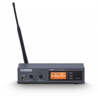 LD Systems MEI 1000 G2 T B 5 - Transmitter for LDMEI1000G2 In-Ear Monitoring System band  5 584 - 607 MHz