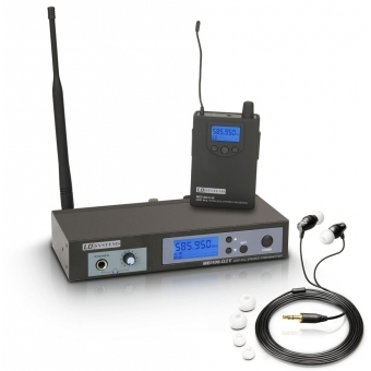LD Systems MEI 100 G2 B 5 - In-Ear Monitoring System wireless band  5 584 - 607 MHz
