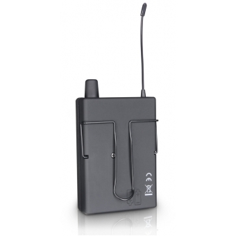 LD Systems MEI 100 G2 BPR - Receiver for LDMEI100G2 In-Ear Monitoring System #2