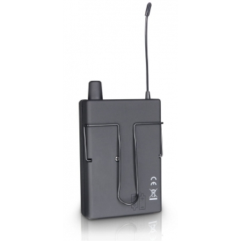 LD Systems MEI 100 G2 BPR B 5 - Receiver for LDMEI100G2 In-Ear Monitoring System band  5 584 - 607 MHz #2