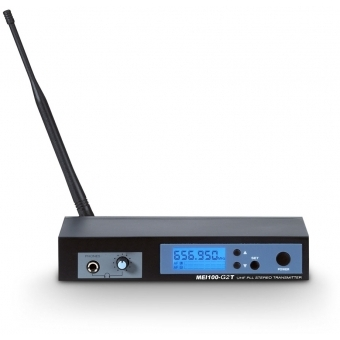 LD Systems MEI 100 G2 T B 6 - Transmitter for LDMEI100G2 In-Ear Monitoring System band 6 655 - 679 MHz