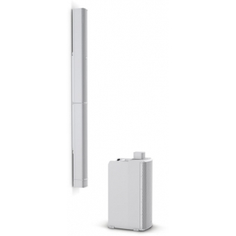 LD Systems M G2 IK 1 W - Installation Kit For MAUI G2 Columns (Parallel Wall Mount)