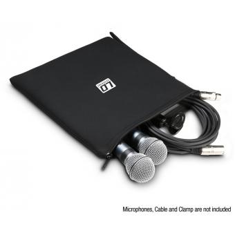 LD Systems MIC BAG XL - Universal microphone bag, 300 x 300 mm #5