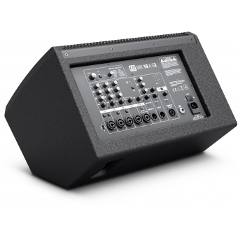 LD Systems MIX 10 A G3 - Active 2-Way Loudspeaker with Integrated 7-Channel Mixer #7