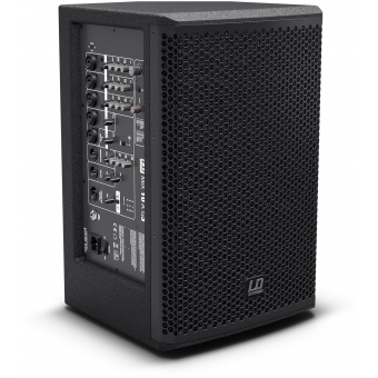 LD Systems MIX 10 A G3 - Active 2-Way Loudspeaker with Integrated 7-Channel Mixer