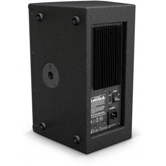LD Systems MIX 6 A G3 - Active 2-Way Loudspeaker with Integrated 4-Channel Mixer #2