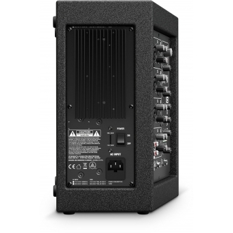 LD Systems MIX 6 A G3 - Active 2-Way Loudspeaker with Integrated 4-Channel Mixer #4