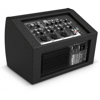 LD Systems MIX 6 A G3 - Active 2-Way Loudspeaker with Integrated 4-Channel Mixer #6
