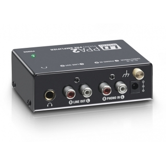LD Systems PPA 2 - Phono Preamplifier and Equalizer #2