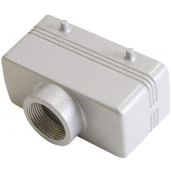 ILME Socket Casing for 16-pin, PG 21, straight #2