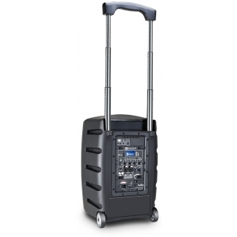 LD Systems ROADBUDDY 10 - Battery Powered Bluetooth Speaker with Mixer and Wireless Microphone #2