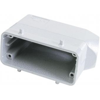ILME Socket Casing,for 16-pin, PG21,angle