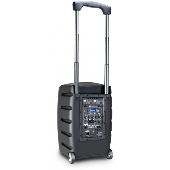 LD Systems ROADBUDDY 10 HBH 2 - Battery-Powered Bluetooth Speaker with Mixer, Wireless Microphone, Bodypack and Headset #2