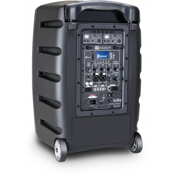 LD Systems ROADBUDDY 10 HBH 2 - Battery-Powered Bluetooth Speaker with Mixer, Wireless Microphone, Bodypack and Headset #4