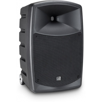 LD Systems ROADBUDDY 10 HHD 2 B5 - Battery-Powered Bluetooth Speaker with Mixer and 2 Wireless Microphones #3