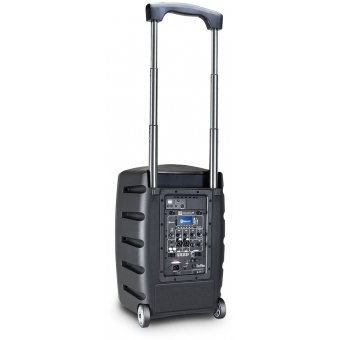 LD Systems ROADBUDDY 10 HS - Battery Powered Bluetooth Speaker with Mixer, Bodypack and Headset #2