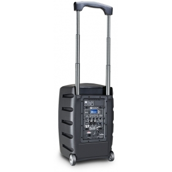 LD Systems ROADBUDDY 10 HS B5 - Battery Powered Bluetooth Speaker with Mixer, Bodypack and Headset #2