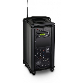 LD Systems Roadman 102 - Portable PA Speaker with Handheld Microphone #2