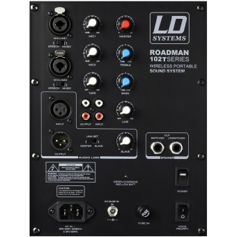 LD Systems Roadman 102 - Portable PA Speaker with Handheld Microphone #4