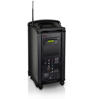 LD Systems Roadman 102 B6 - Portable PA Speaker with Handheld Microphone #2