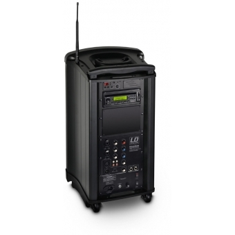 LD Systems Roadman 102 HS B5 - Portable PA Speaker with Headset #2