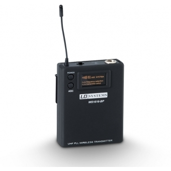 LD Systems Roadman 102 HS B5 - Portable PA Speaker with Headset #4