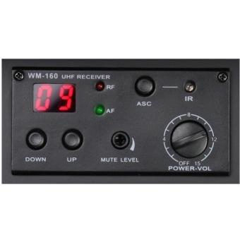 LD Systems Roadman 102 R - UHF Receiver Module for Roadman, Roadboy und Roadbuddy