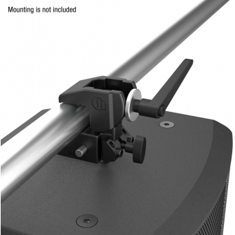 "LD Systems SAT 102 G2 - 10"" passive Installation Speaker black #11"