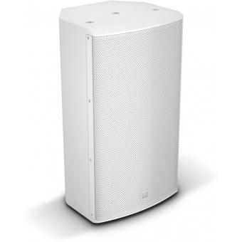 "LD Systems SAT 102 G2 W - 10"" passive Installation Speaker white"