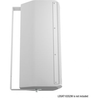 LD Systems SAT 102 G2 WMB W - Swivel wall mount for SAT 102 G2 white #2