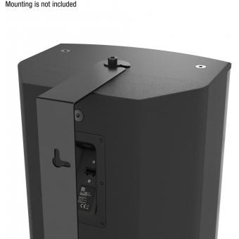 "LD Systems SAT 122 G2 - 12"" passive Installation Speaker black #7"